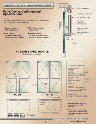 PRL Panic Catalog - Page 5