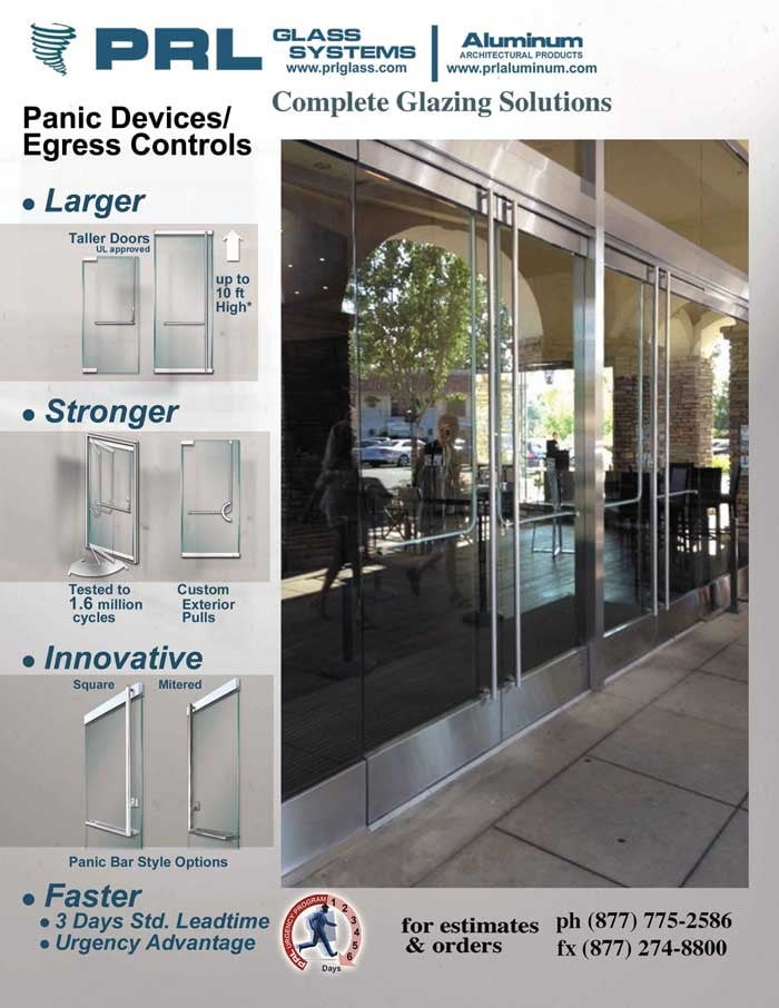 Egress Control Systems