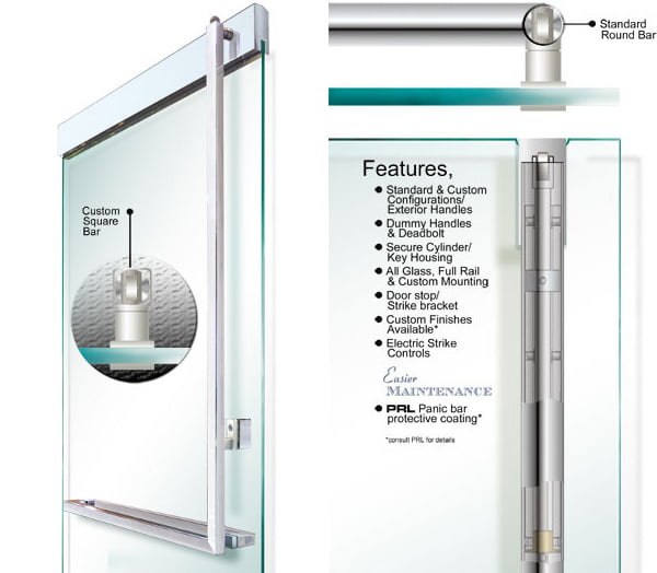 UL Certified Panic Door Devices