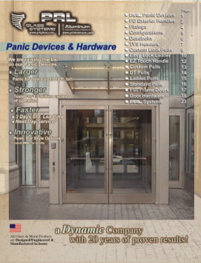 Panic Devices and Hardware Catalog