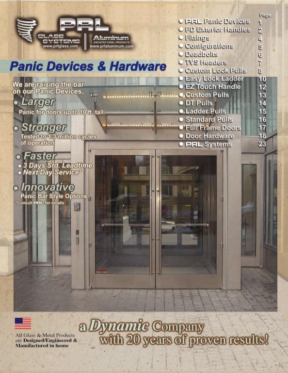 Panic Hardware Catalog