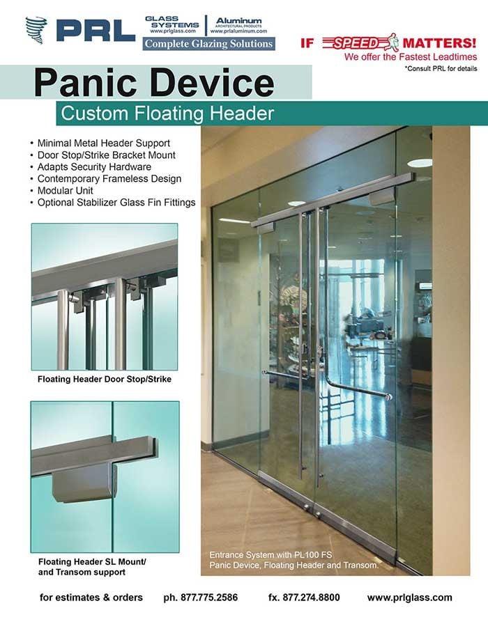Panic System Hardware