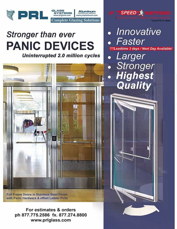 PL-100 Panic Device