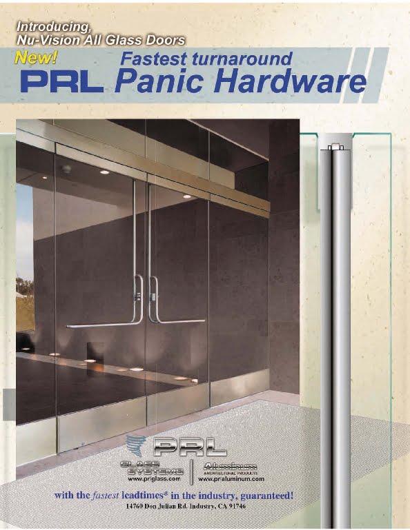 PRL Panic Hardware